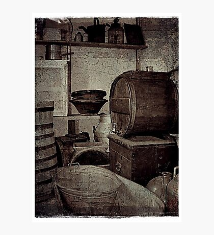 Store Room Photographic Print