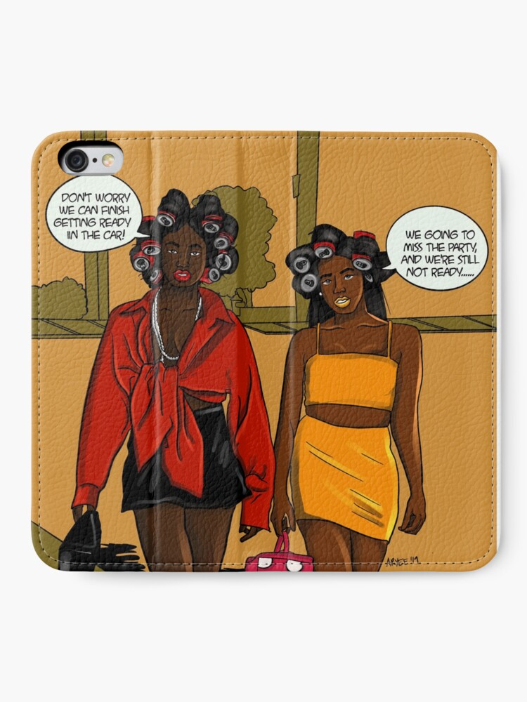 Alternate view of Fashionable Late iPhone Wallet