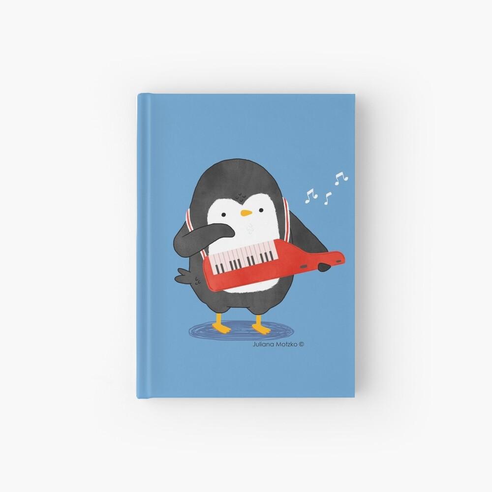 Keyboarder Penguin Hardcover Journal