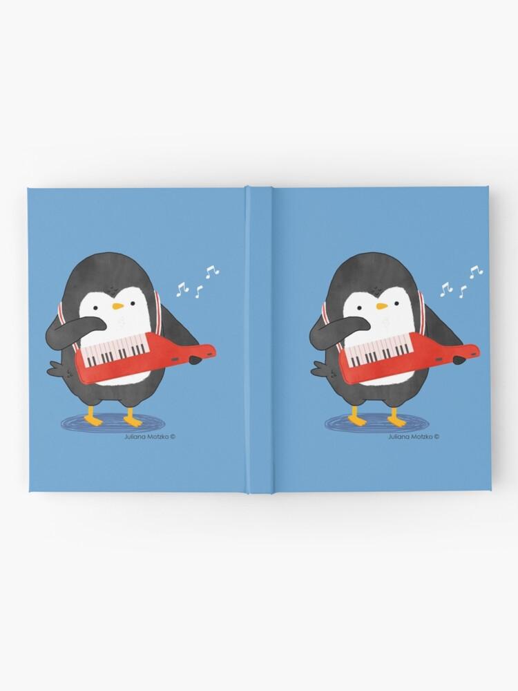 Alternate view of Keyboarder Penguin Hardcover Journal