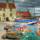 Boats & Nets by Don Alexander Lumsden (Echo7)