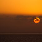 As The Sunsets by Lynne Morris