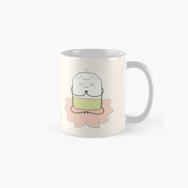 very zen green tea Classic Mug