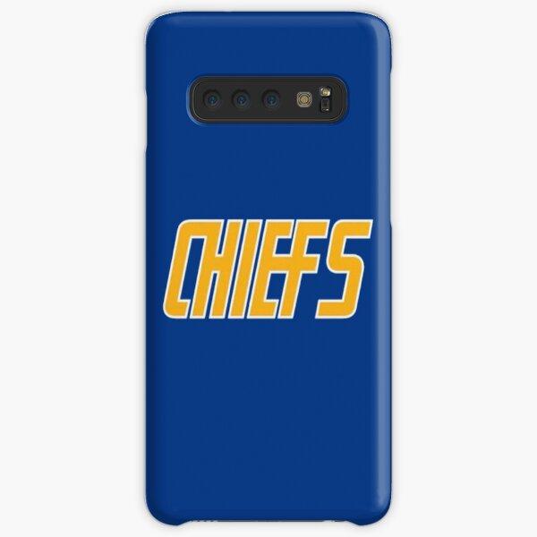 Slap Shot - Charlestown Chiefs - Hanson Brothers - Blue Samsung Galaxy Snap Case