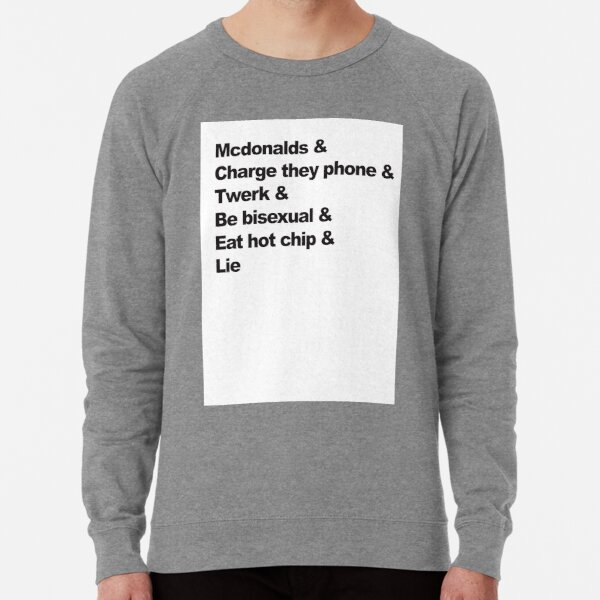 Eat Hot Chip Sweatshirts Hoodies Redbubble Any female born after 1993 can't cook. redbubble