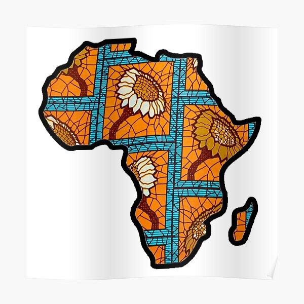 1 X The Mother Land Africa Map-Porte-clés IR02 Maman Papa Enfants Anniversaire Cadeau #4799