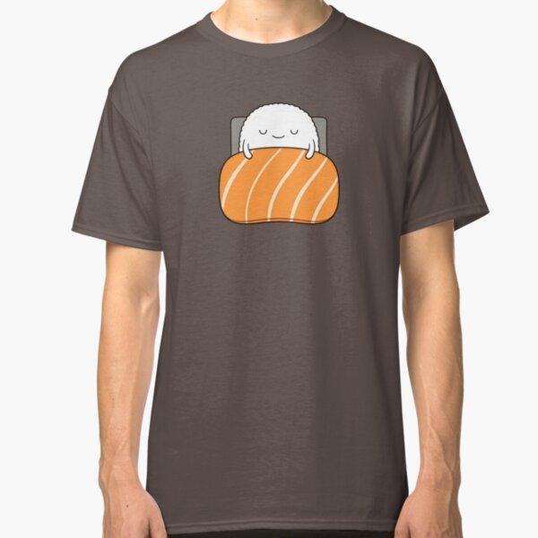 Sleepy Sushi Bed Classic T-Shirt