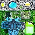 Totem II by Lynnette Shelley