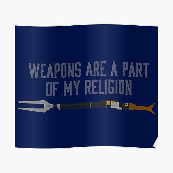 Armas Póster