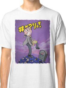 Square Eyed Jak - Game Break Classic T-Shirt