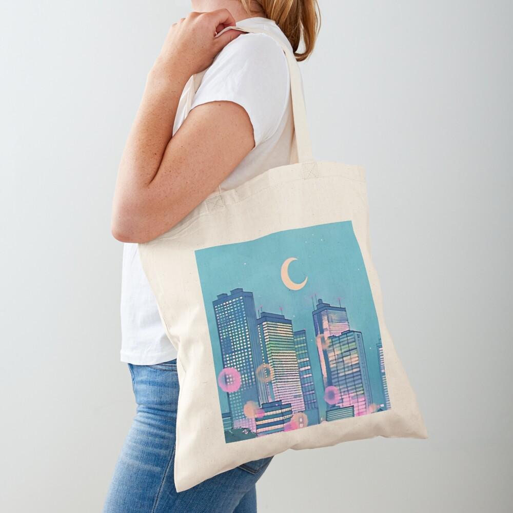 Classic Shoujo skies Tote Bag