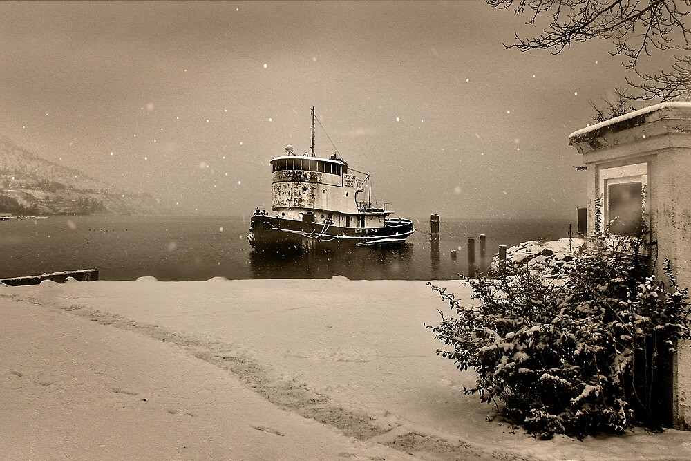 Tug #6 by John Poon