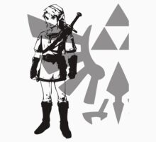 Legend of Zelda - Link Silhouette
