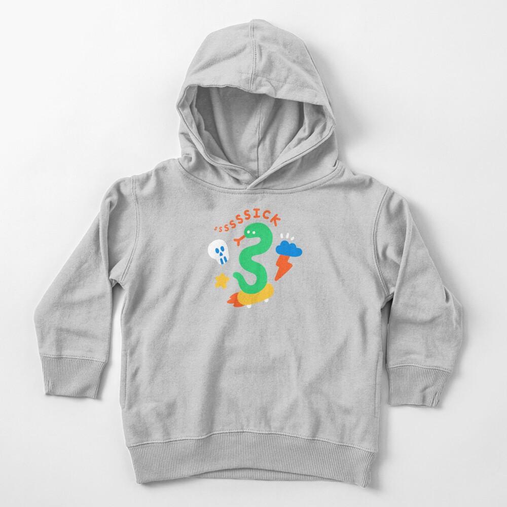 Skate Snake Toddler Pullover Hoodie