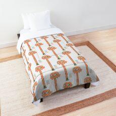 long darwin Comforter