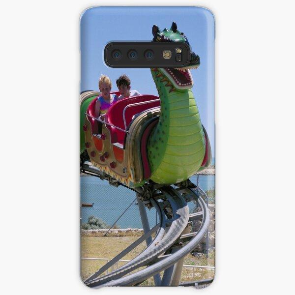 Atlantis Marine Park roller coaster, Yanchep, 1987, State Library of Western Australia Samsung Galaxy Snap Case