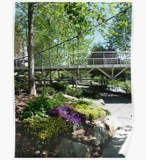 Reedy River Falls Park Poster