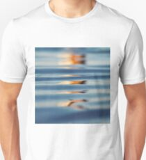 sea reflection 3 Unisex T-Shirt
