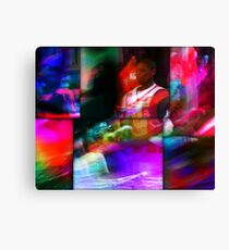 Drum Corps Canvas Print