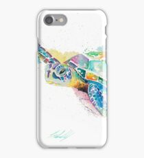 Rainbow Turtle  iPhone Case/Skin