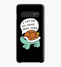 Turtle House Case/Skin for Samsung Galaxy