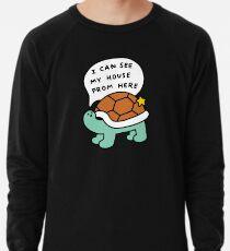 Turtle House Lightweight Sweatshirt
