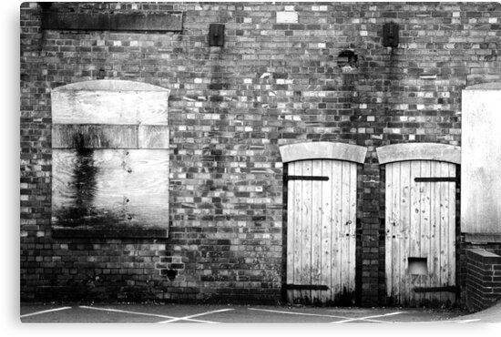 Boarded Up by SquarePeg