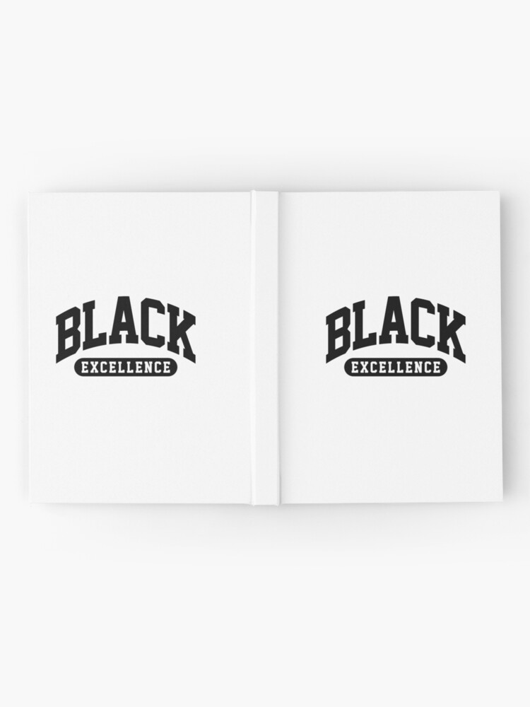 Alternate view of Black Excellence Slay Snack African American Shirt Hardcover Journal
