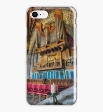 Cathedral Organ iPhone Case/Skin