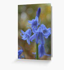 Bluebells Greeting Card