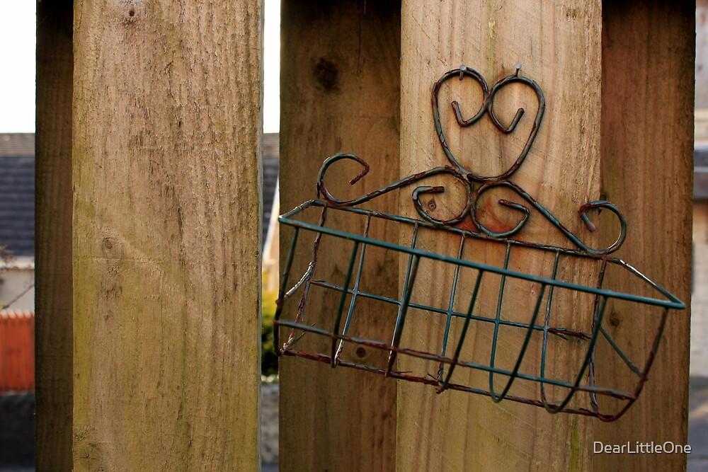 Wire Basket by Kareena  Kapitzke