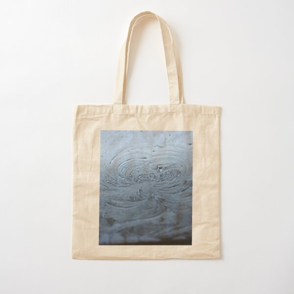 Frost 1 Cotton Tote Bag