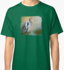 Beautiful Heron Classic T-Shirt