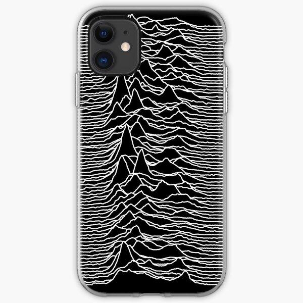 Joy Division - Unknown Pleasures iPhone Soft Case