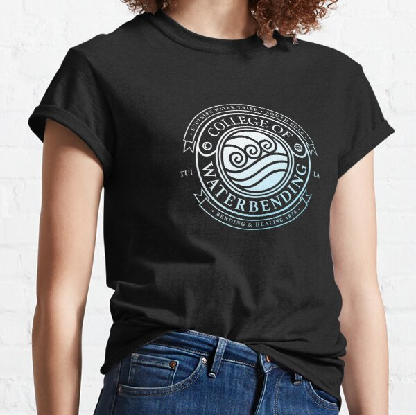 ATLA College of Waterbending: Avatar Inspired-Design Classic T-Shirt