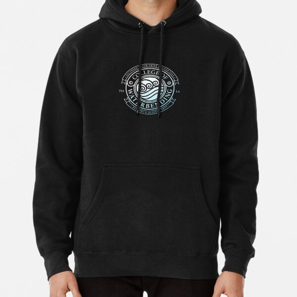 Avatar College of Waterbending, Avatar-Inspired Design Pullover Hoodie