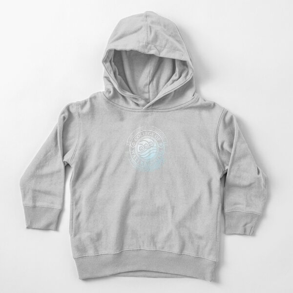 Avatar College of Waterbending, Avatar-Inspired Design Toddler Pullover Hoodie