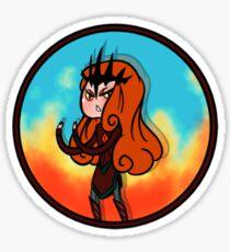 Sauron cute Sticker