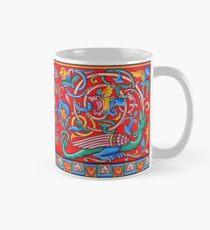 Medieval Romanesque Dragon  Classic Mug