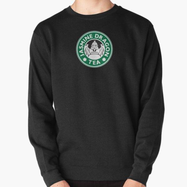 Jasmine Dragon, Uncle Iroh's Fine Tea Shop, Avatar-Inspired Design Pullover Sweatshirt