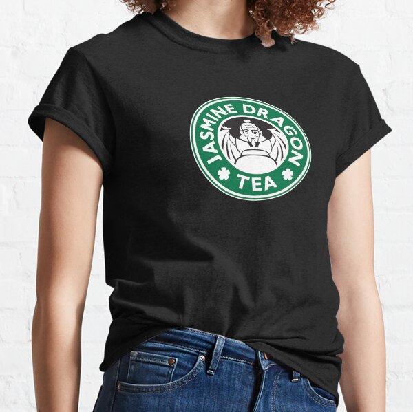 Jasmine Dragon, Uncle Iroh, Avatar-Inspired Design Classic T-Shirt