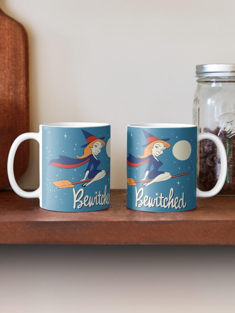 Alternate view of Vintage bewitched  Mug