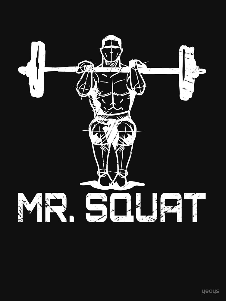 Mr. Squat - Squating by yeoys