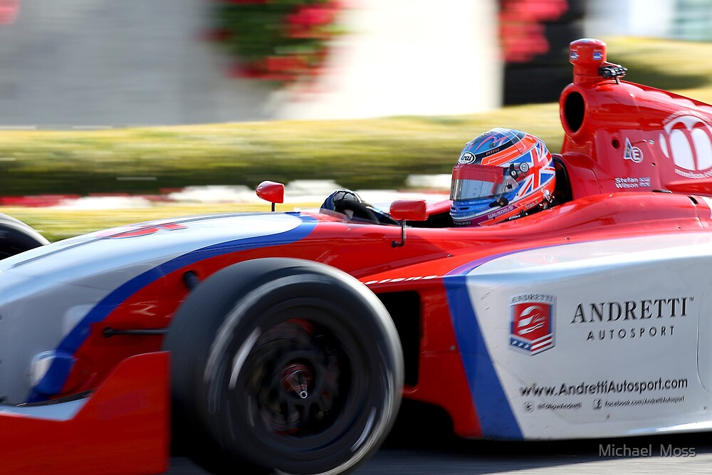 Long Beach Grand Prix 2011 Indy  by Michael  Moss