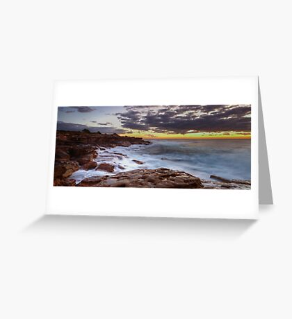 Looking North Greeting Card