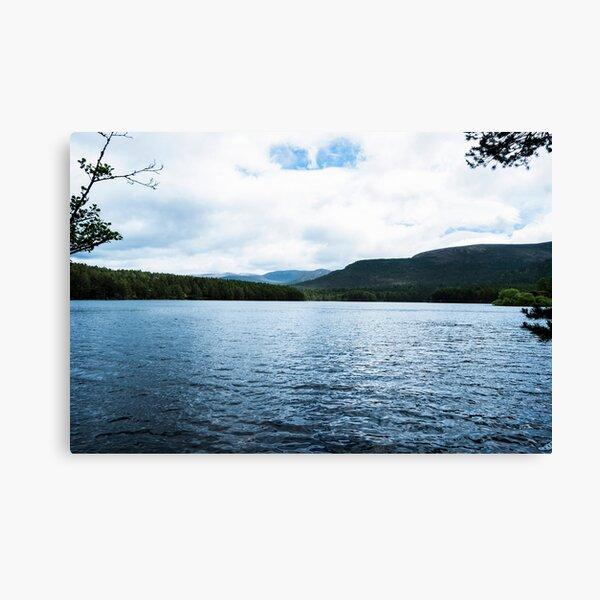 Loch an Eilein Canvas Print