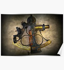 Sextant Poster