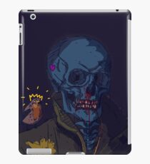 Bloody Nose McGee iPad Case/Skin