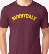 Camiseta ajustada SUNNYDALE