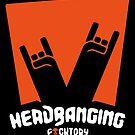 «headbanging cuernos» de manuvila